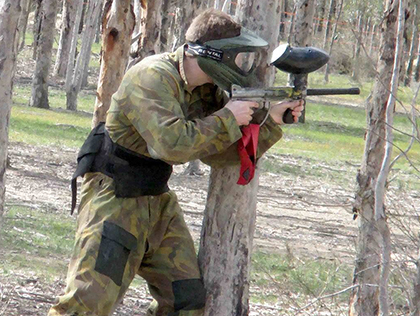 Echuca Paintball Corporate Events